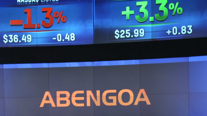 comprar acciones abengoa