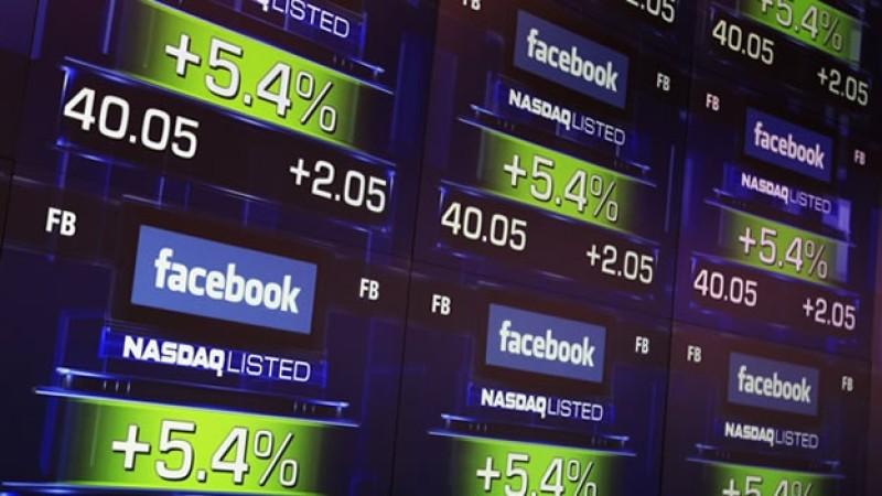 comprar aciones facebook