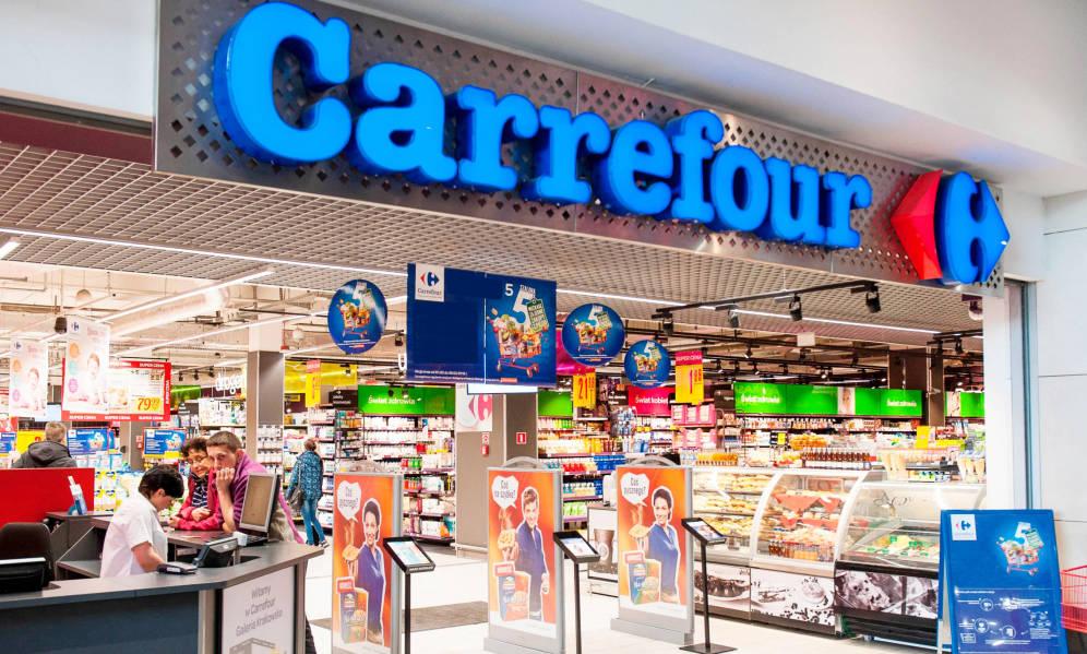 comprar acciones de Carrefour